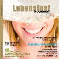 """spargel plus Wein """"dessert extra"""" - Lebenslust Marketing"""