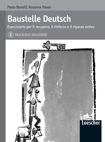 Baustelle Deutsch