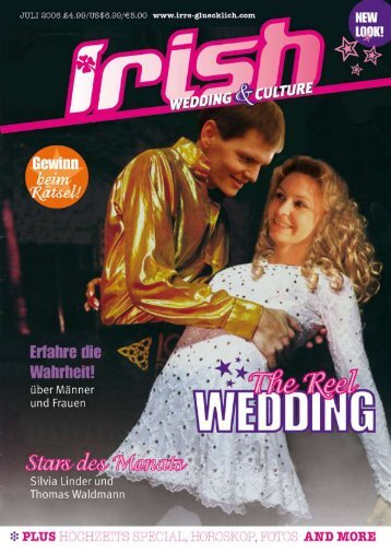 Irish Wedding Magazin (Hochzeitszeitung) download - home