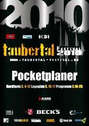 Hauptbühne - Taubertal Festival 2010