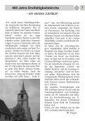 Gemeindebrief Ostern 2011 - Evangelische Kirche Reinheim - Page 7