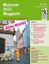 Entsorgungstermine 2012 - Entsorgungsbetrieb der Stadt Mainz