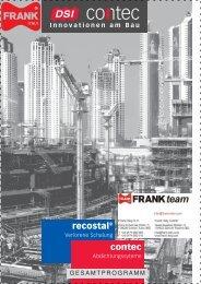 recostal® contec - Frank Italy