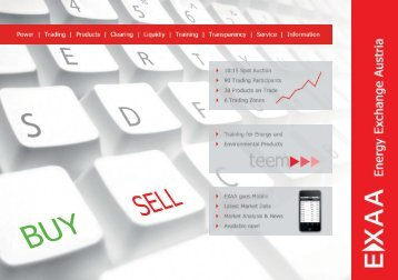 Informationsbroschüre downloaden (PDF) - EXAA Energy Exchange ...