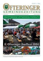 Zeitung Sept04-1seit. - Oftering