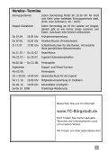 Clubzeitung 2007 - TC Bürgstadt - Seite 7
