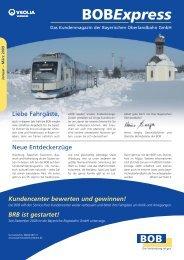 BOB-Zeitung für Internet1_09 - Veolia Transport