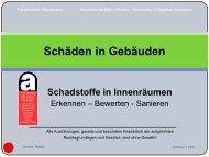 Erkennen – Bewerten - Handeln - Ingenieurkammer Sachsen