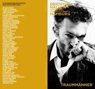 DEICHTOR HALLEN HAMBURG TRAUMMÄNNER - thomas hoeffgen