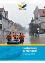 Hochwasser-Dokumentation (25 MB) - Stadt Wertheim