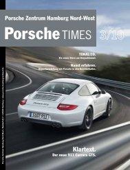 Change your view. - Porsche
