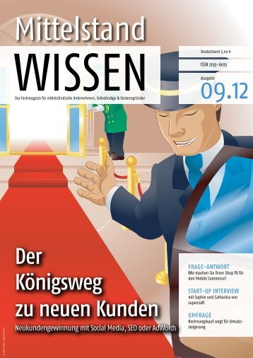 fortsetzung folgt! - Unternehmer.de