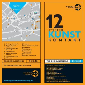 25.10.08 - Tag der Kunstmeile - Hamburg