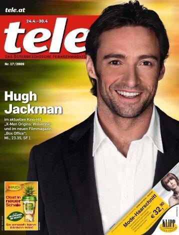 Hugh Jackman - Tele.at