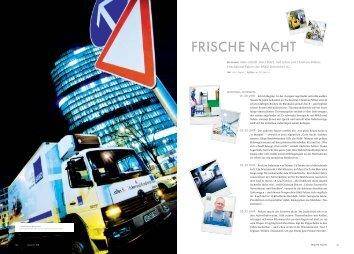 FRISCHE NACHT - Udo Taubitz