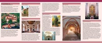 Kloster Bronnbach - Smith-Magenis.de