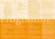 programme Juni Juli 10 - Radialsystem V