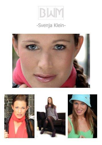 Svenja Klein_Mappe