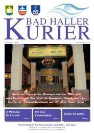 Datei herunterladen - .PDF - Bad Hall