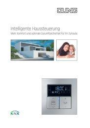 Intelligente Haussteuerung - Euro Unitech