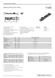 Ucontrol LED C350 12-;48 V DC 16 VA dim