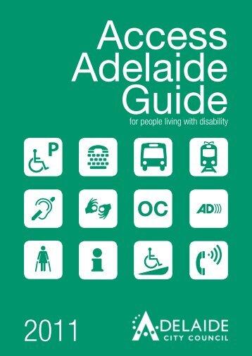 OC - City of Adelaide