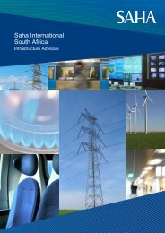 Saha International South Africa