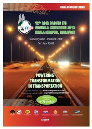 POWERING TRANSFORMATION IN ... - ITS Japan