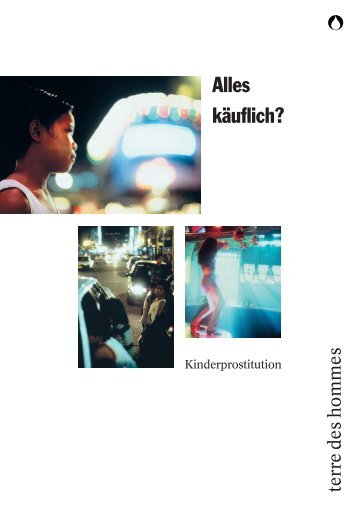 Alles käuflich? - Kinderprostitution - younicef.de