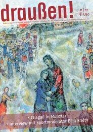 • Chagall in Münster • Interview mit Sportmoderator Béla ... - Draußen