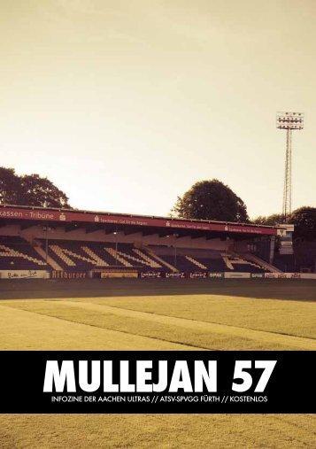 MULLEJAN 57 - Aachen Ultras