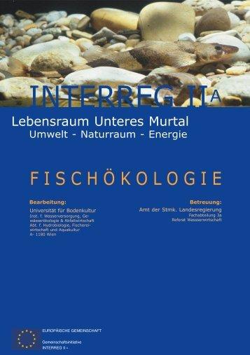 Fischökologische Untersuchungen - ezb