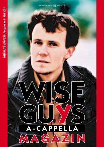 Pause - Wise Guys