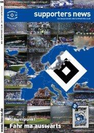 Ausgabe 66 04/2010 - HSV-Supporters