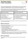 The future of taxis: Public Consultation - States of Jersey - Page 2