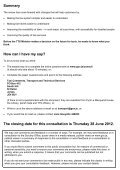 The future of taxis: Public Consultation - States of Jersey - Page 4