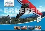 Ausflugsziele im chiemsee-AlpenlAnd - Tomas