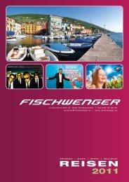 Reisen 2011 - Fischwenger Straßwalchen