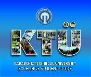 karadeniz technical university - International Office