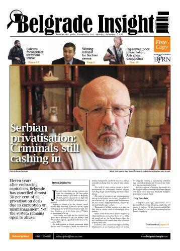 Recently reviewed - Belgrade Insight