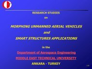 Structures Laboratory - Middle East Technical University