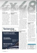 Donner i nyt domicil - TaxiDanmark - Page 4