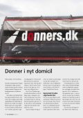Donner i nyt domicil - TaxiDanmark - Page 6