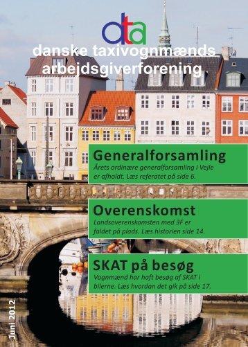 2012 - 05 - 19 - forsidebille... - Danske Taxivognmænds ...
