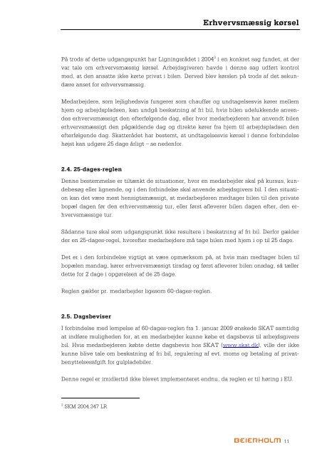Firmabil - Beierholm