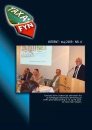 Internt 4 maj 2009.indb - Taxa Fyn