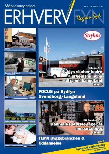 September 2011 - Velkommen til Erhverv Fyn