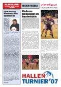 wienerliga.at bringt den Ball ins Netz - Wiener Fußball Verband - Page 2