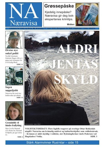 Næravisa - Høgskulen i Volda