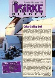Glædelig jul - Nørre Snede - Hampen Sogne